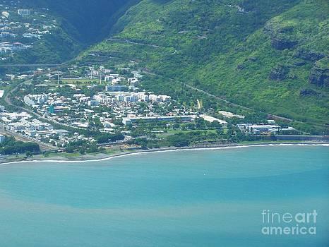 Saint Denis - Ile De La Reunion - Indian Ocean by Francoise Leandre