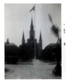 DOUG DUFFEY - SAINT LOUIS CATHEDRAL OCTOBER 1963