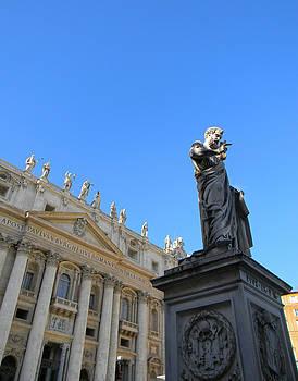 Saint Peter by Stellina Giannitsi