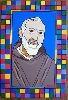 Saint Pio by Eamon Reilly