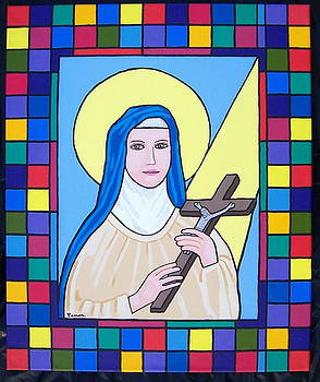 Saint Therese of Lisieux by Eamon Reilly