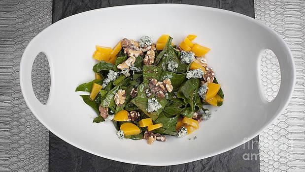 Salad by Chavalit Kamolthamanon