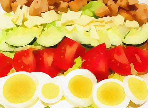 Salad by Nora Martinez