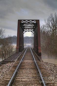 Larry Braun - Saline Creek Railroad Bridge
