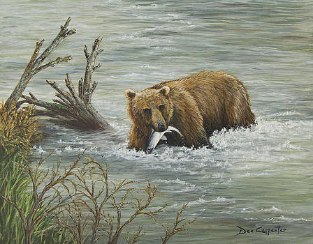 Dee Carpenter - Salmon For Lunch