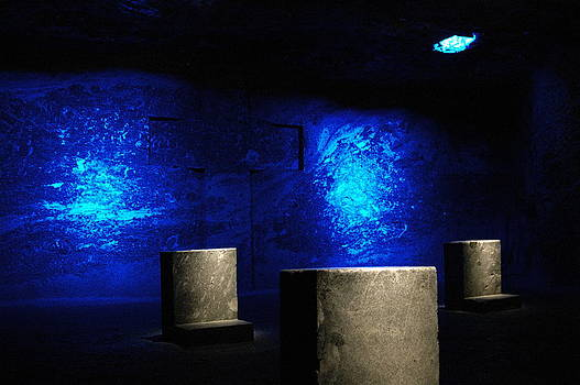 Salt Cathedral II by Kathy Schumann