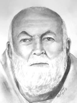 Samad Khan Achakzai by Asif Kasi