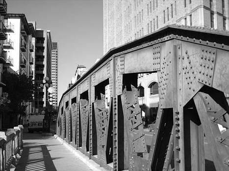 San Antonio Riverwalk by Michaelle Beasley