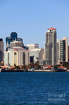Paul Velgos - San Diego Buildings Photo