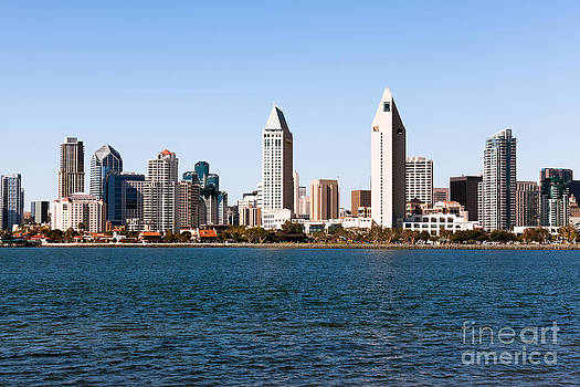 Paul Velgos - San Diego City Skyline