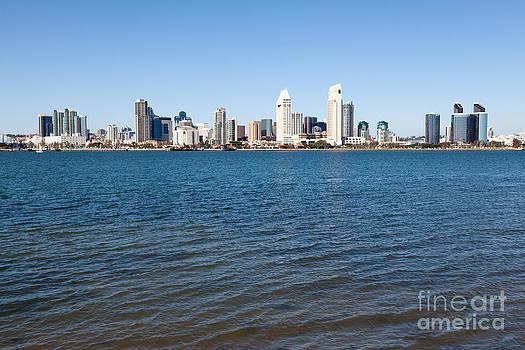 Paul Velgos - San Diego Cityscape