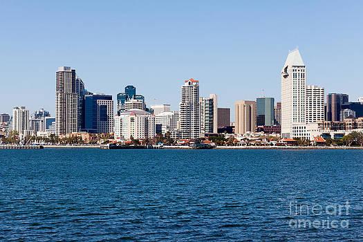 Paul Velgos - San Diego Skyline Buildings