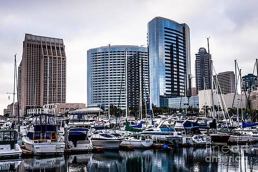 Paul Velgos - San Diego Skyline Luxury Marina