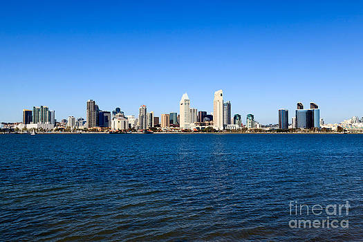 Paul Velgos - San Diego Skyline