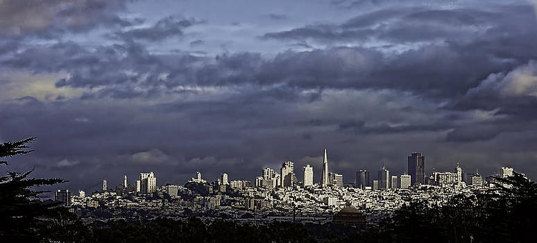 San Francisco Skyline by Mark Gilmore
