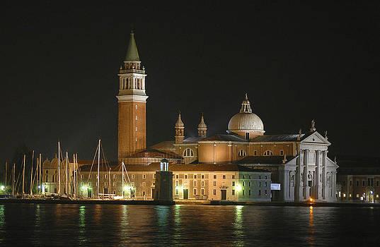 San Giorgio Maggiore Venice by Travel Images Worldwide