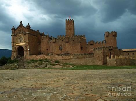 San Javier Castle by Alfredo Rodriguez