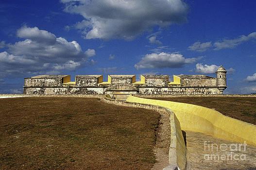 John  Mitchell - SAN JOSE FORT Campeche Mexico