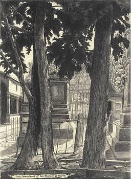 San Miniato by Norman Bean