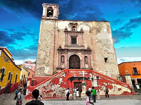 San Roque Temple HDR by Jesus Nicolas Castanon
