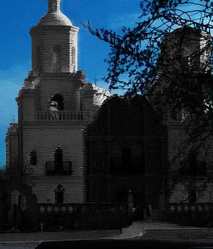 San Xavier by Ray Obregon