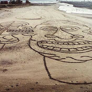 Sand Art! by Lauren Laddusaw