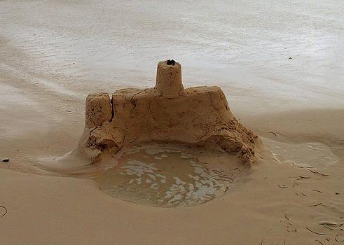 Sand Castle by Fredrik Ryden