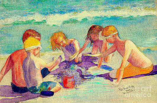 Sandcastles by Patricia Huff