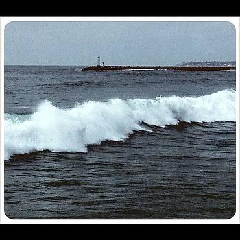 #sandiego #ocean #waves by Irina Liakh