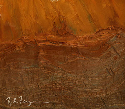 Sandstorm by Roger Ferguson