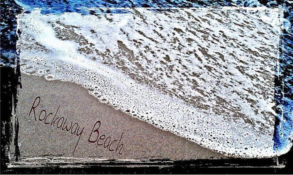 Sandwriting by Rita Tortorelli