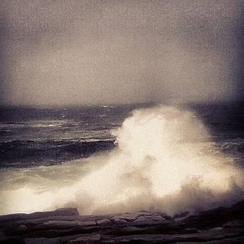 #sandy #sea #sandyhurricane #hurricane by Tracey Manning