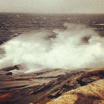 #sandy #storm #maine by Tracey Manning