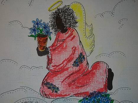 Sandy's Angel by Sandra Clayton