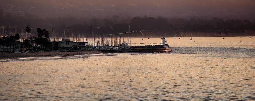 Santa Barbara Cal. by Roy Bozarth