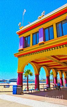 Gregory Dyer - Santa Cruz Boardwalk - Arcade -01