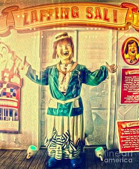 Gregory Dyer - Santa Cruz Boardwalk - Laffing Sal