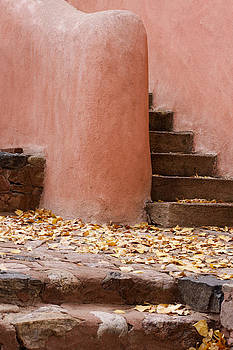 Santa Fe Adobe by Denice Breaux