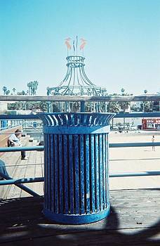 Santa Monica Pier by Lola Connelly