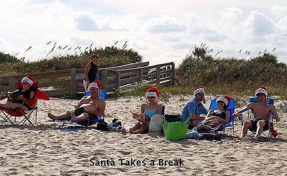Jim Goldseth - Santa Takes a Break