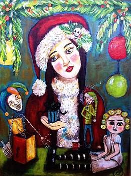 Santa's Naughty Little Helpers by Shannon Nicole