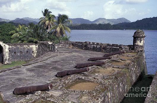 John  Mitchell - SANTIAGO FORT Portobelo Panama