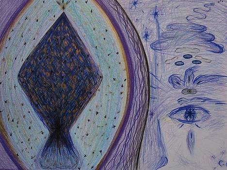 Sapphire Tears by Elena Soldatkina