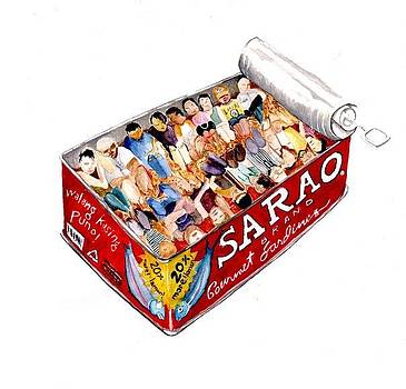 Sarao Sardines by Jose Gamboa