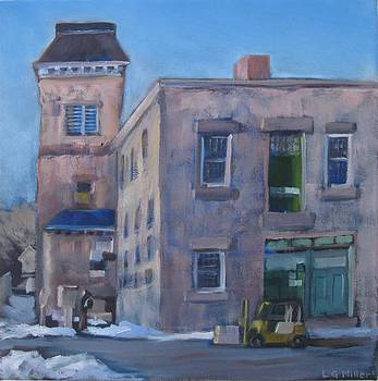 Sargent Mill by Laurie G Miller