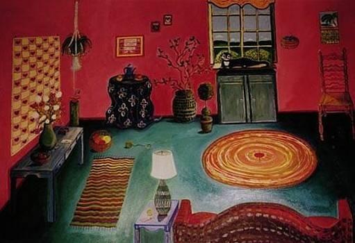 Sasha's Room by Catherine Kurchinski