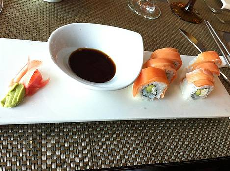 Sashimi by Kat Kemm