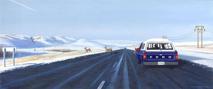 Saskatchewan Beauty by Neil Woodward