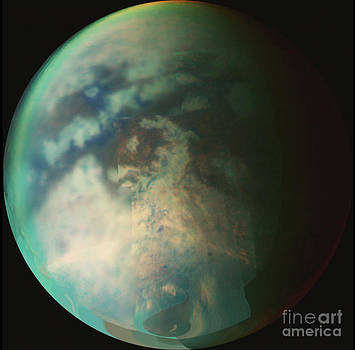NASA - Saturns Moon Titan