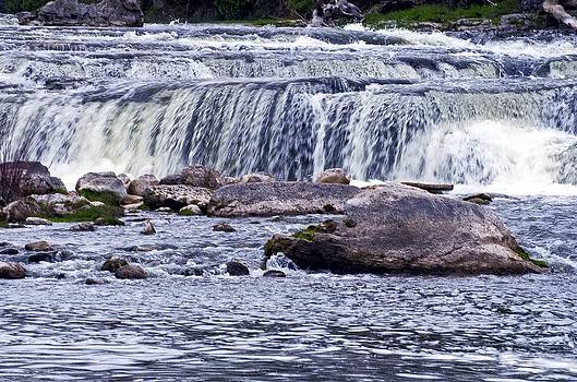 Sauble falls 2012 by Cheryl Cencich